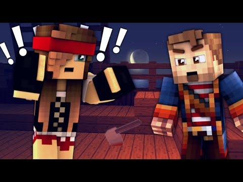 "Minecraft PIRATES! #6 - ""One Happy Marriage..."" (Pirates of the Caribbean Minecraft Roleplay)"