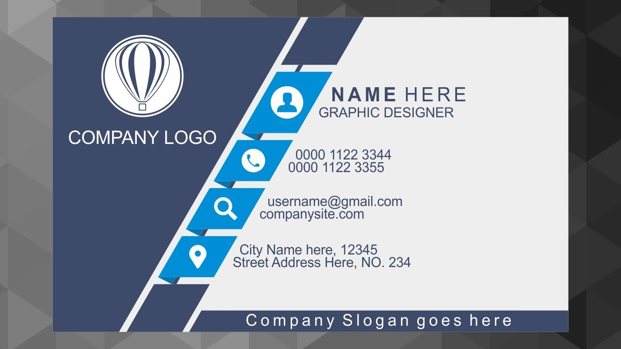 Business Card Design Inspiration | Corel Draw Tutorial - YouTube