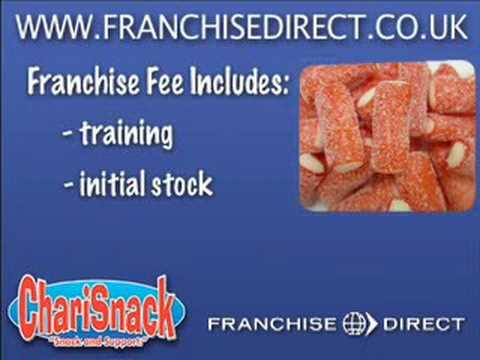 ChariSnack Health Food Franchise Opportunity