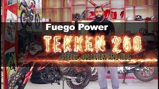 Tekken 250 by Fuego Power / Motorhead - Ride and Review