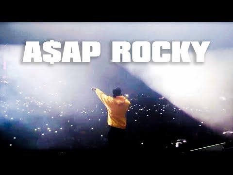 Playboi Carti brings out A$AP Rocky | Rolling Loud Miami 2018
