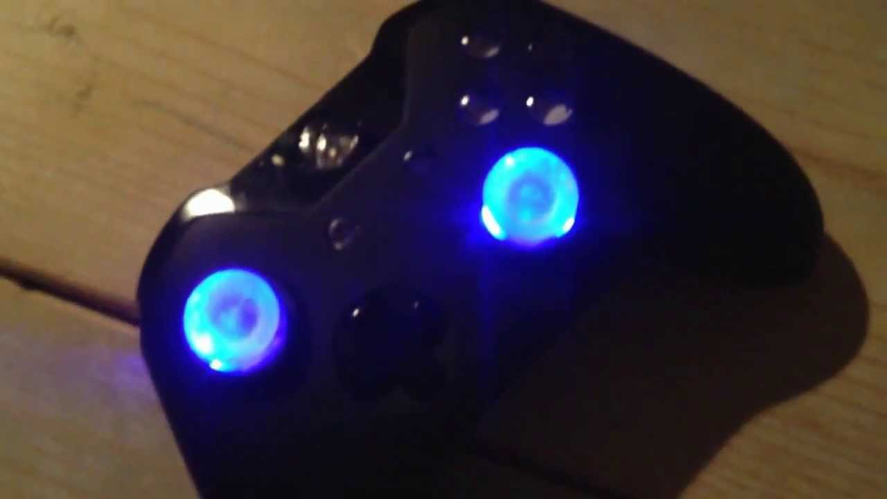 Easy xbox one controller thumbstick mod remove excessive play.