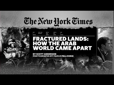 """Fractured Lands: How the Arab World Came Apart"": NYT Mag Examines Region Since 2003 U.S. Invasion"