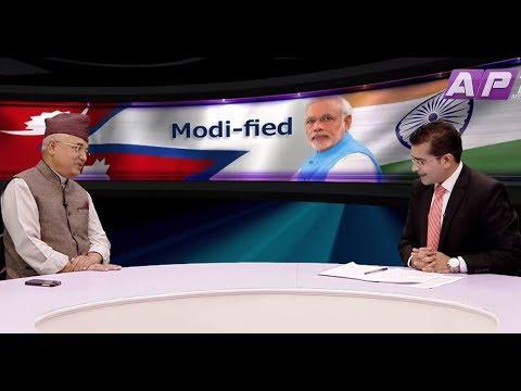 यस्तो रहेछ मोदीको नेपाल भ्रमणको मुख्य कारण | Dr. Govinda Tandan on AP Talk Time