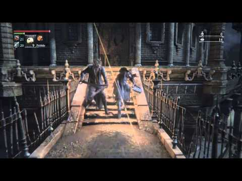 Bloodborne About The Illusory Walls Secret Doors Doovi