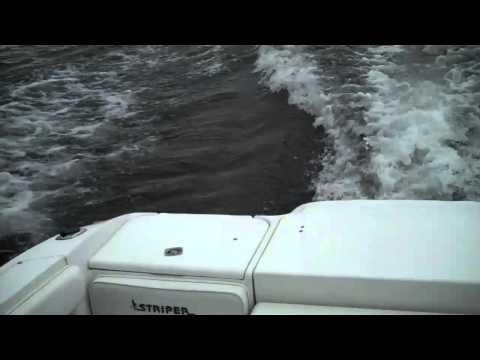 Seaswirl Striper 2301  Seatrial