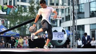 BOYKA - Enjoy it Colombian Freestyle Champion