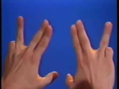 Гимнастика для пальцев рук.