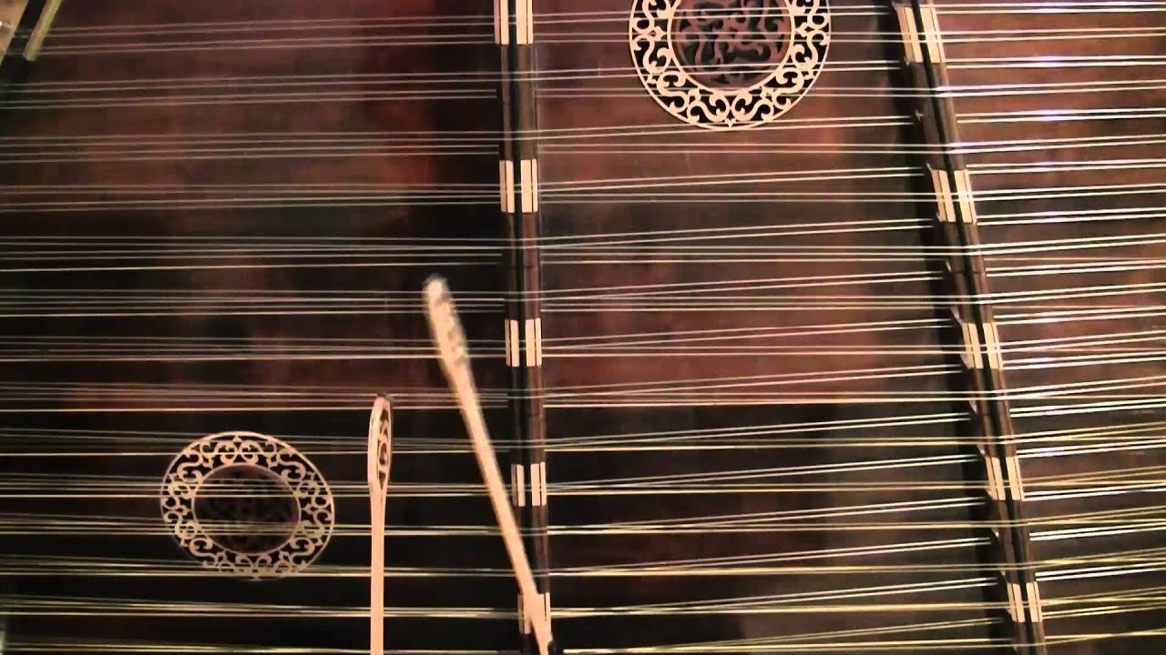 Learn to play the Hammered Dulcimer scales - YouTube