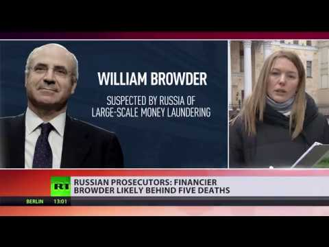 Financier Browder likely behind five deaths, Russian prosecutors open probe