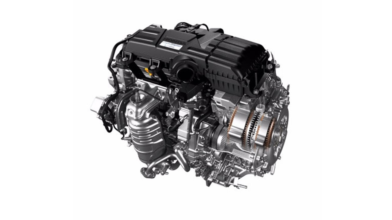 Hot News 2018 Honda Launching A Dedicated Hybrid Engine