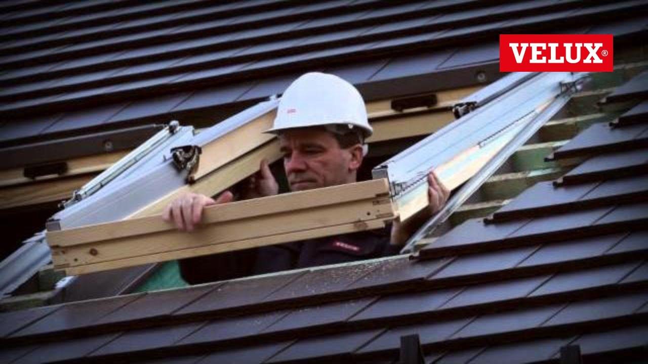 Velux tetőablak gipszkartonozása