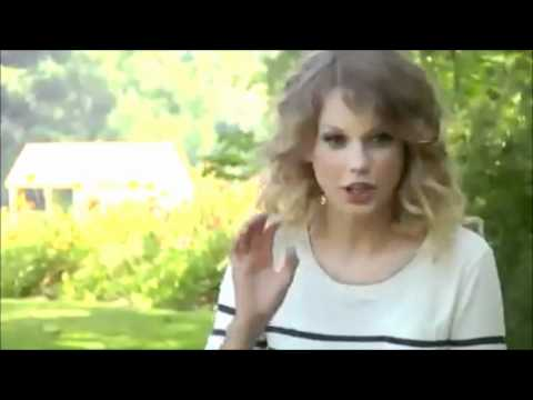 Taylor Swift Mine - Behind The Scenes