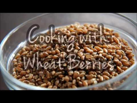 Maria's Homemade Wheat Berry Dessert