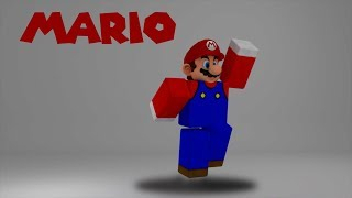Roblox Script Showcase Episode#935/Mario