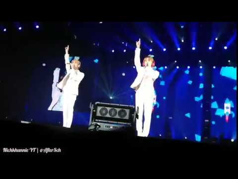 180921 Seventeen Vernon Joshua - Rocket at Ideal Cut Singapore concert