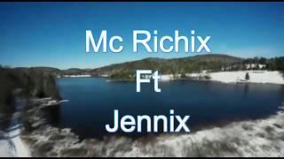 Perdóname mi amor (Rap Romantico 2017) Mc Richix Ft Jennix + [LETRA