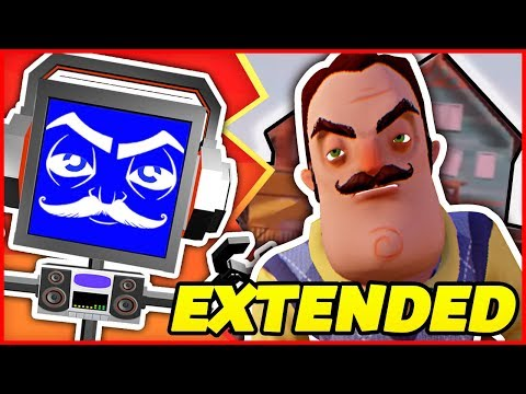 HELLO NEIGHBOR SONG ► Fandroid [Extended + No Intro]