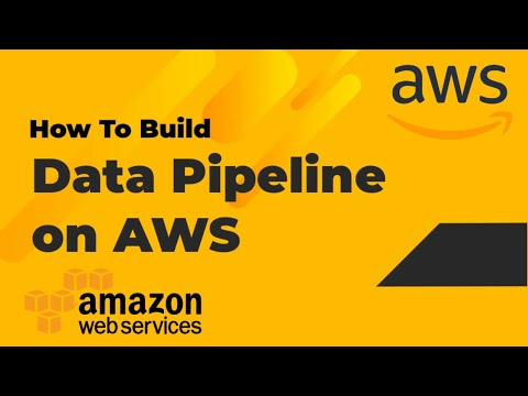 How To Create Data Pipeline on AWS? || Techtter ||