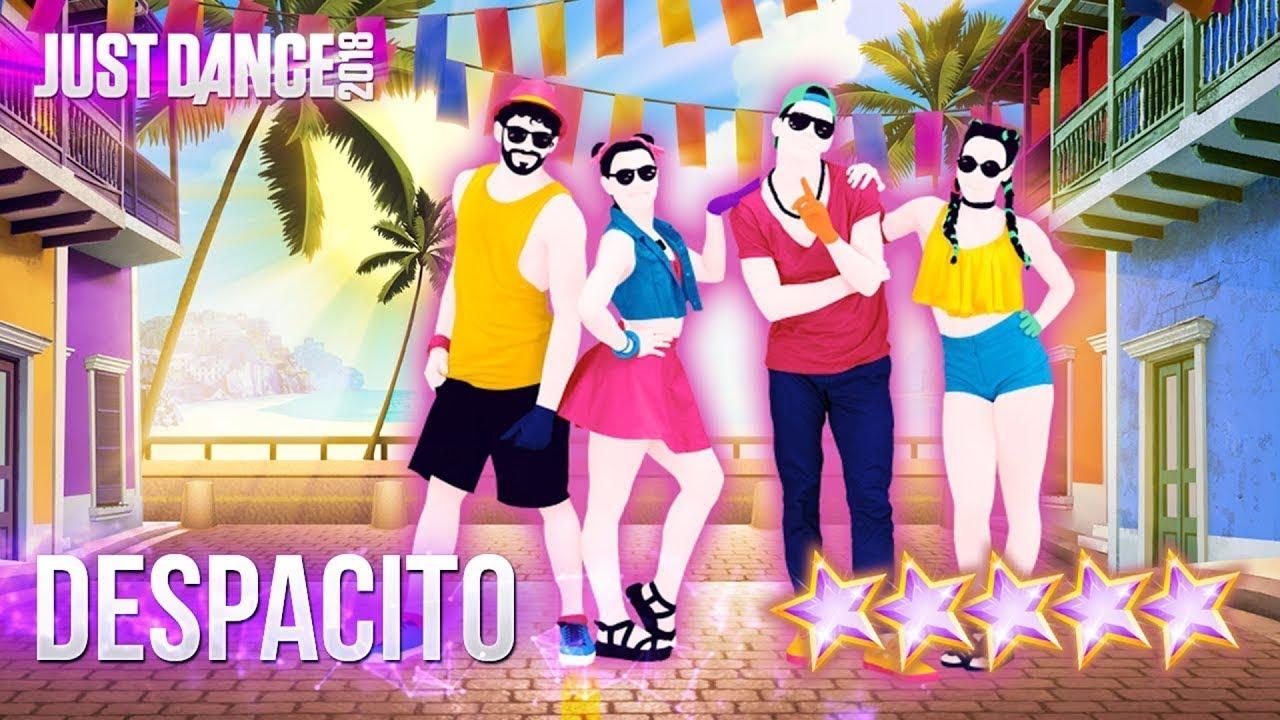 Download Just Dance 2018   Despacito