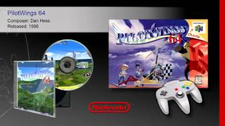 PilotWings 64 (Full OST) - N64