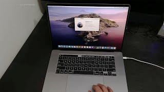 "16"" MacBook Pro - Unboxing & Set-up (8-Core Intel i9, 64GB RAM, Radeon Pro 5600M, 8TB SSD)"