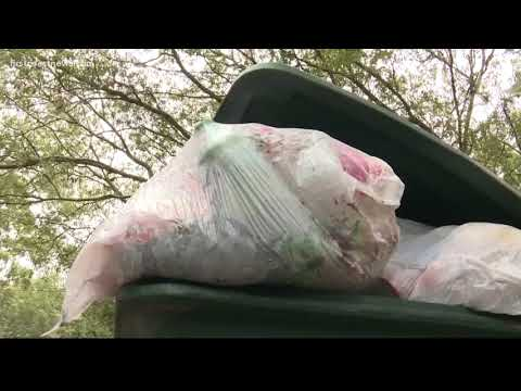 VIDEO: Delays in trash pickup have homeowners questioning the city