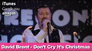Don't Cry It's Christmas - David Brent & Foregone Conclusion