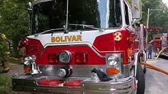 Fire destroys home Graveyard hill road Fairfield Twp 7/5/20