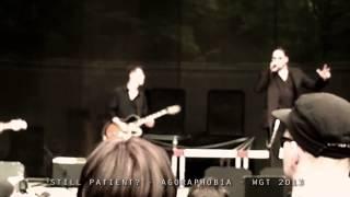 STILL PATIENT? - Agoraphobia - WGT 2013