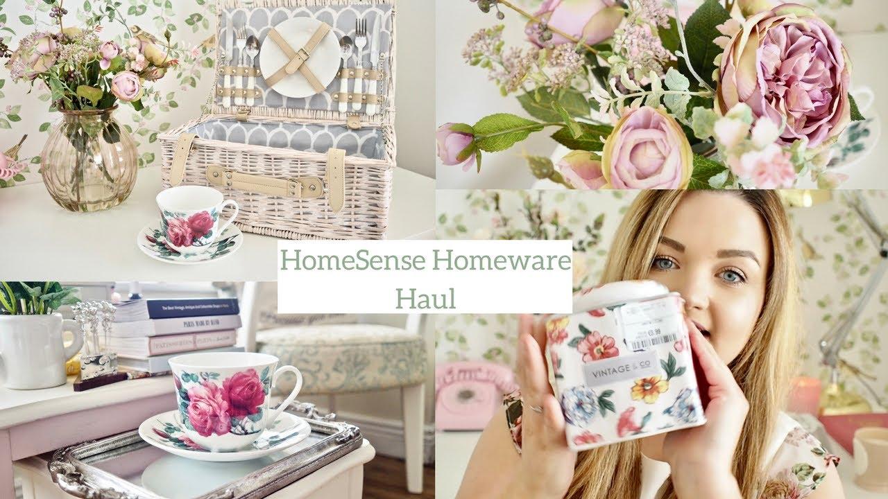homesense home ware haul youtube
