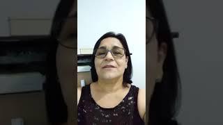 Depoimento aluna Fátima