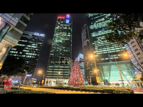 Singapore 2014 Night Timelapse - best time lapse