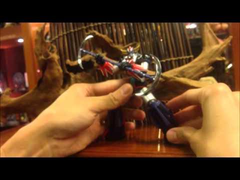 World First! Bandai Super Robot Chogokin SRC Grendizer Prototype Review