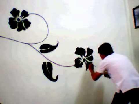 Vẽ Tranh Tường tuyệt đẹp.