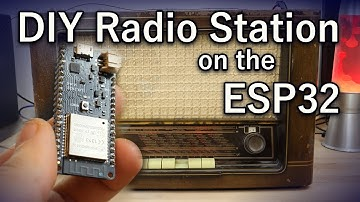 AM Radio Transmitter on ESP32
