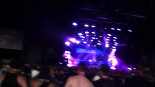 Megadeth - Symphony of Destruction @ Mayhem fest 2011 Camden