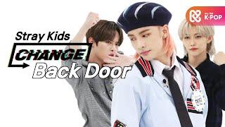 Download Lagu  Change Cam Stray Kids Back Door  MP3