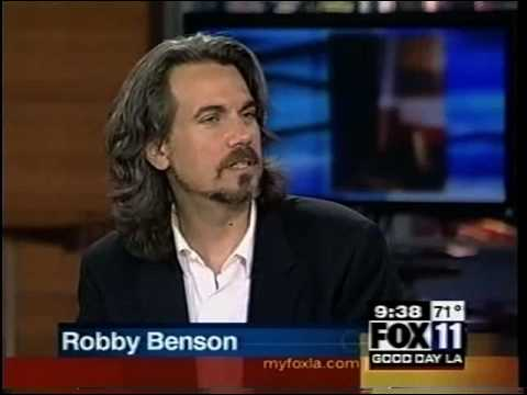 who stole the funny benson robby