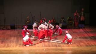 Video Indonesian folk dance: Gaba - Gaba download MP3, 3GP, MP4, WEBM, AVI, FLV Mei 2018