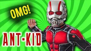 Ant-Man Parody: Kids Parody
