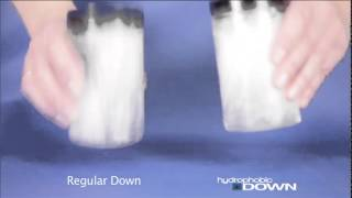 Cumulus Hydrophobic Down