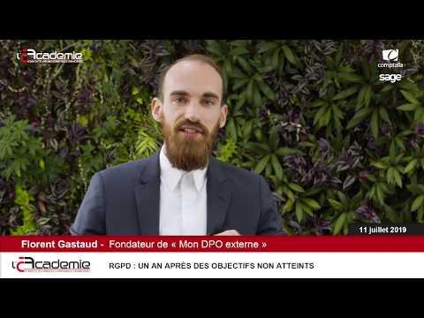 Les Entretiens de l'Académie : Florent Gastaud