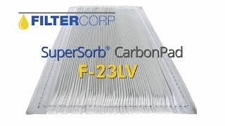SuperSorb F23LV Filter