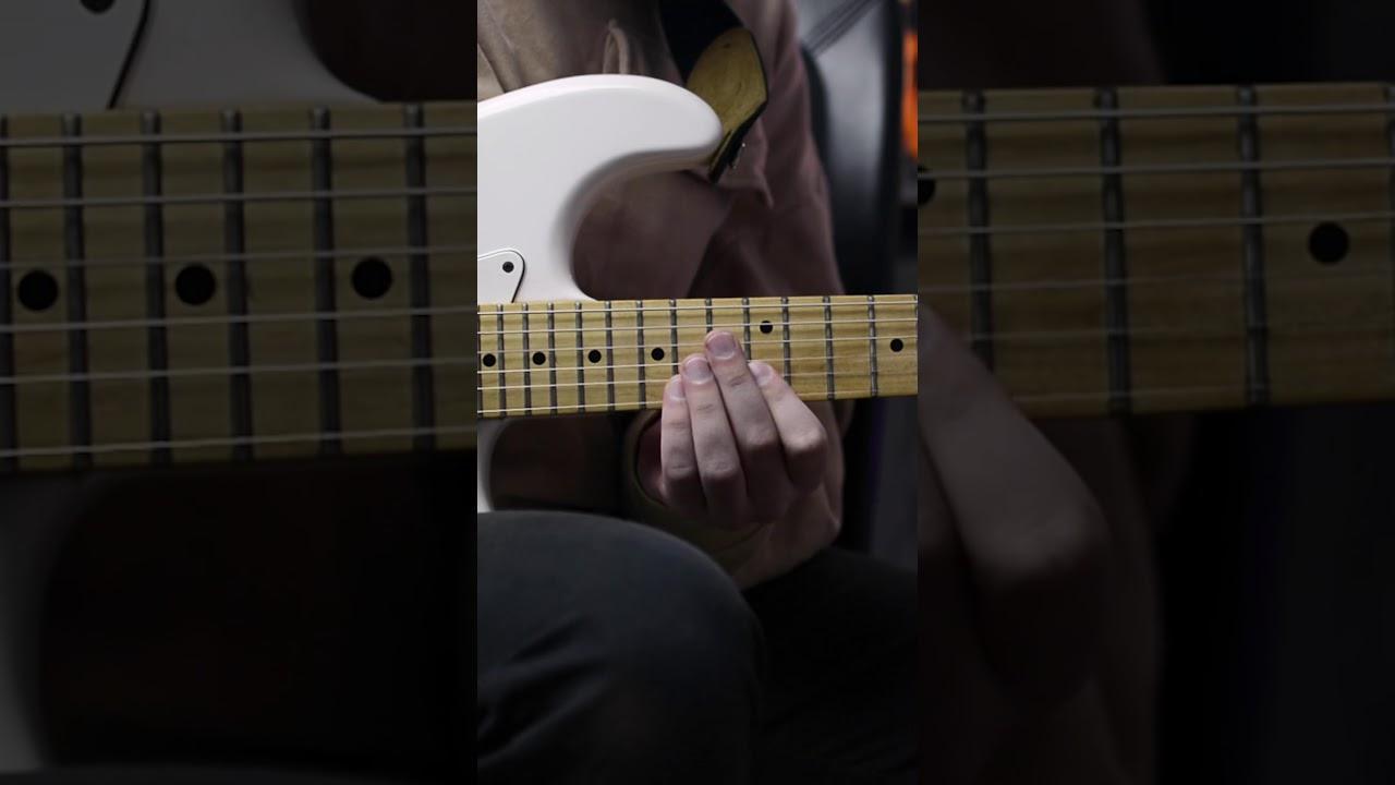 Soul Guitar Exploration #2 - A Little Bit of This, a Little Bit of That | Vertical Short