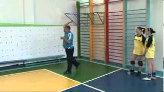 Тренировка волейболисток Войнич МАОУ СОШ 15 часть 1.mp4