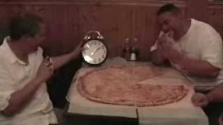 "Opening - Johnny G's Pizza Eating Contest - ""live With Kenny & Vinny"" June 1st 2010"