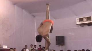 "The Topmost Mallakhamb Players vol.2 ~ Very Original ""Indian Pole Gymnastics"""
