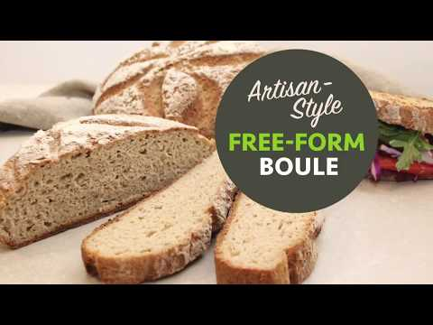 Buckwheat Sourdough Loaf Gluten-Free Vegan