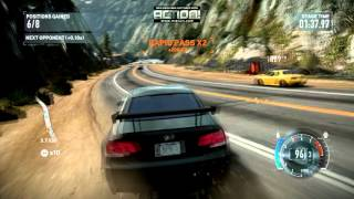 Need For Speed The Run test of Asus X540LJ
